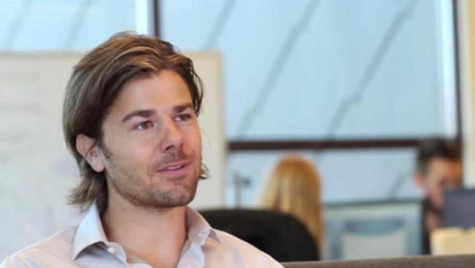 ÅRETS SJEF?: Dan Price, administrerende direktør i Gravity Payments, har bestemt seg for å kutte sin egen lønn med 90 prosent for å finansiere en lønnsøkning for sine ansatte. Foto: Gravity Payments