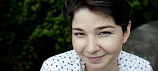 Maria Amelie blir forfatter på heltid