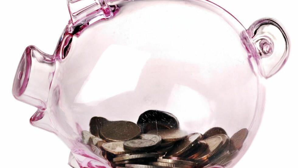 RESTSKATT: Mange risikerer å få restskatt både i år og neste år på grunn av lave renter. Foto: NINA HANSEN