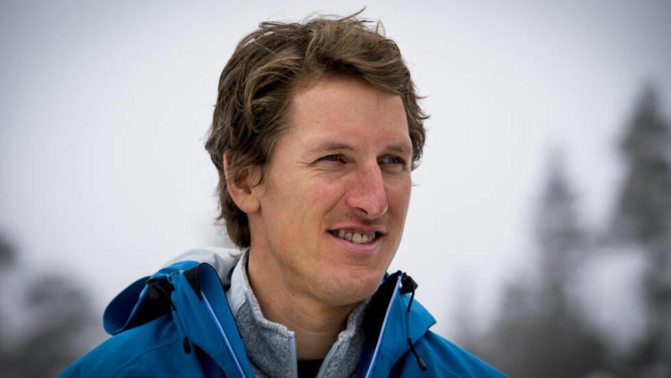 FERDIG: Lars Berger har bestemt seg for å gi seg som toppidrettsutøver. Foto: Erlend Aas / NTB Scanpix
