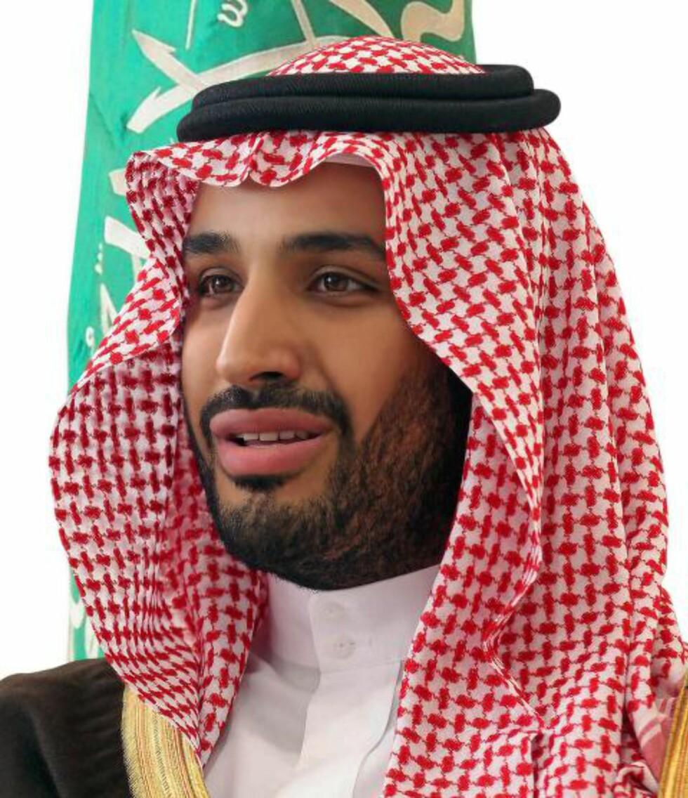 NY VISEKRONPRINS:   Mohammed bin Salman er blitt ny visekronprins. Han er sønnen til kong  Salman bin Abdulaziz i Saudi Arabia. Foto: EPA / Saudi Press Agency / NTB Scanpix