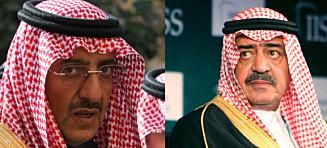 Jemenittisk slavesønn avsatt, mens nesten-sprengt nevø blir kronprins