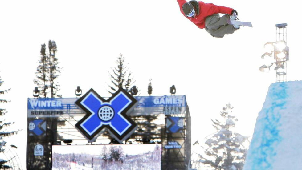 OSLO-X-GAMES I FARE: X-Games i Oslo kan bli stanset. På bildet er X-Games-utøveren Andreas Håtveit i aksjon i Aspen i 2008. Foto: Arnt E. Folvik   Foto:Arnt E. Folvik/Dagbladet