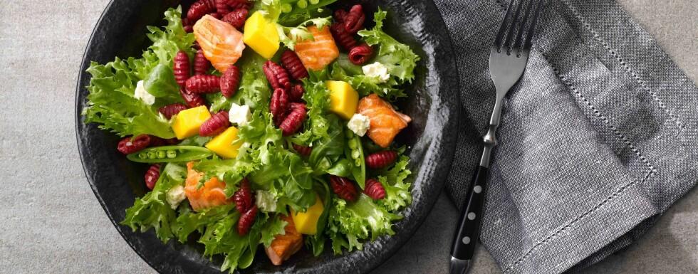 PERFEKT FØR TRENING: Etter jobb er man sulten, men det er ikke alltid smart å spise en tung middag rett før trening. Denne er alt annet enn tung.
