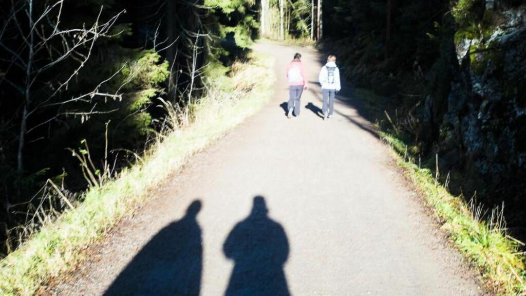 LANGT FRAM: For mange er det lenge igjen til pensjonsalder. Disse har lang sparehorisont og bør våge å ta høy risiko på pensjonen sin, råder ekspertene. Foto: LARS EIVIND BONES