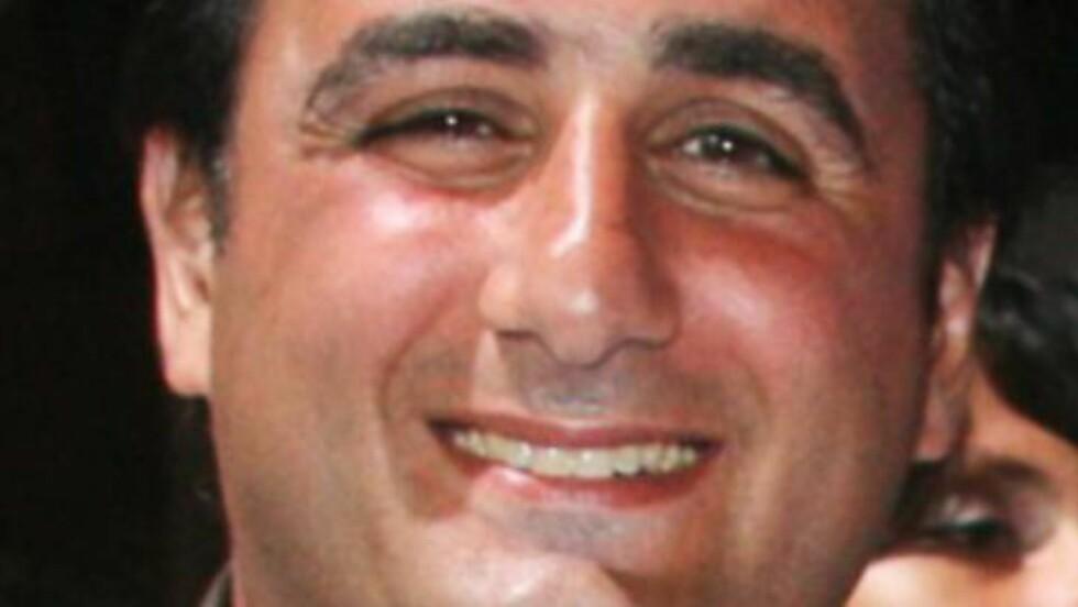 OMKOM:  Philippe Braham omkom i gisselsituasjonen i kosher-butikken, sør i Paris på fredag. Foto: Reuters / NTB Scanpix.