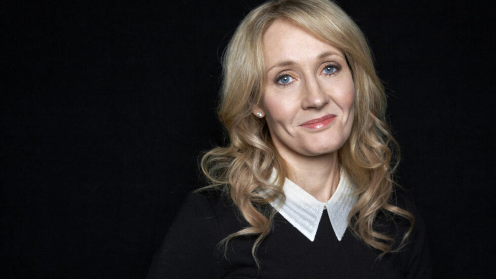 SVARTE MURDOCH: J.K. Rowling skrev en av helgas mest populære twittermeldinger, da hun svarte Rupert Murdoch på elegant vis. Foto: NTB SCANPIX / Dan Hallman/Invision/AP