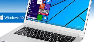 Slutt for Internet Explorer