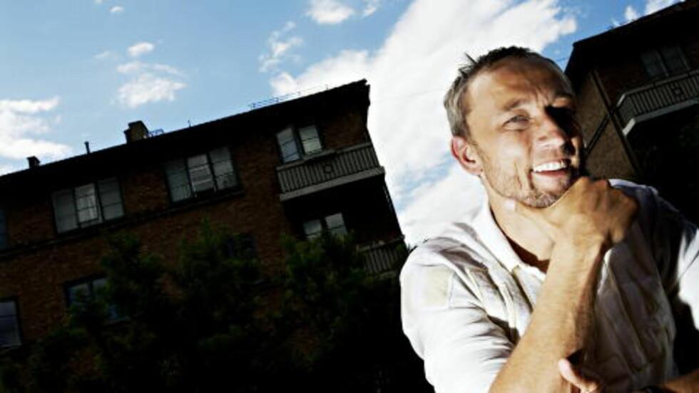 ÅPEN FOR SPILLEREN: Lars Bohinen hadde ikke hatt noe i mot å signere Ched Evans - om han er god nok. Foto: GRØNNING/TORBJØRN, Dagbladet