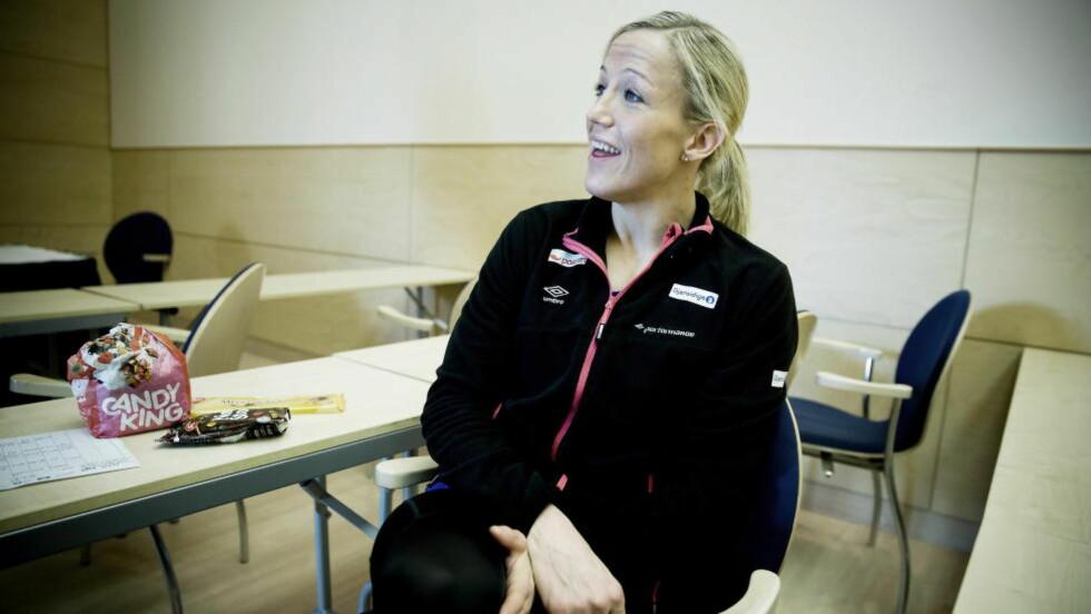 EN UT - EN INN: Heidi Løke mister Katrine Lunde som lagvenninne i ungarske Györ etter denne sesongen, men trolig er den nye norske landslagsstjerna Veronica Kristiansen på vei til den ungarske toppklubben i løpet av kort tid. Foto: Bjørn Langsem