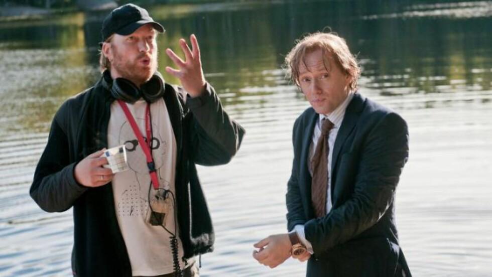 GAMLE KJENTE: Aksel Hennie har jobbet med Morten Tyldum flere ganger, sist i «Hodejegerne». Foto: Yellow Bird, Nordisk Film, Friland