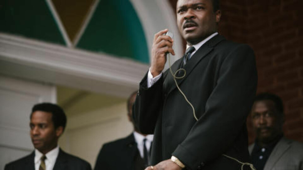 MARTIN LUTHER KING JR.: David Oyelowo spiller Dr. Martin Luther King, Jr. i «Selma». Foto: NTB SCANPIX / AP /Paramount Pictures, Atsushi Nishijima