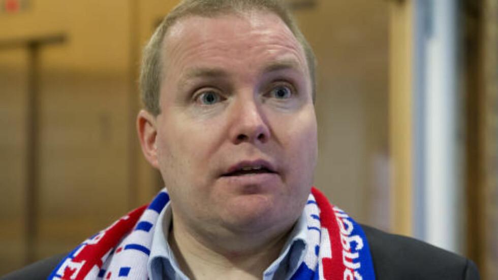 BEKYMRET:  Stig Ove Sandnes er bekymret for situasjonen etter FIFAs regelendring. Foto: Håkon Mosvold Larsen / NTB scanpix