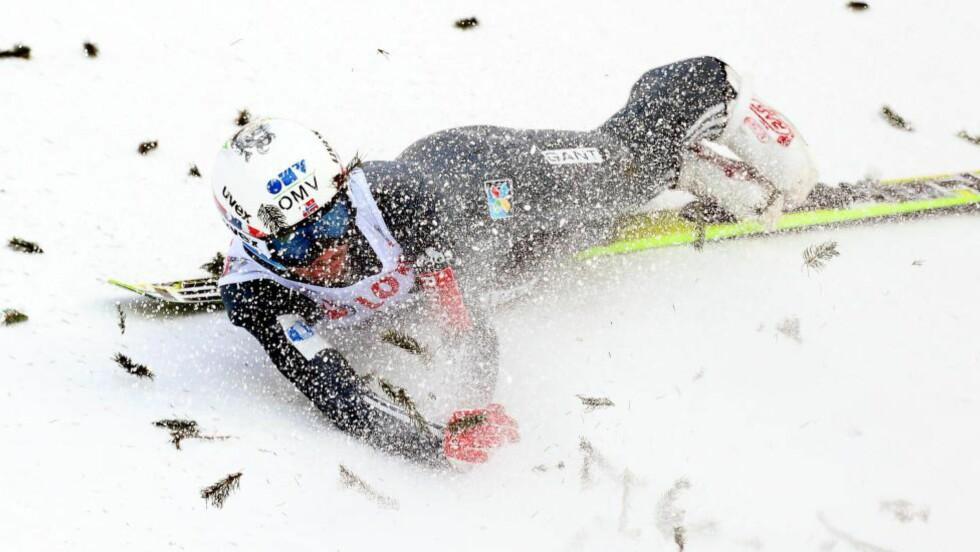 VM-PLASS: Sportssjef Clas Brede Bråthen sier det er opp til Anders Bardal selv om han vil være med til VM i Falun. Foto: EPA/GRZEGORZ MOMOT