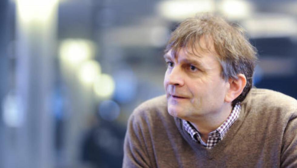 NORWAY CHESS-FORMANN: Kjell Madland bekrefter at superturneringen i sjakk blir arrangert også i 2015. Foto: Lars Kristian Aalgaard / Dagbladet