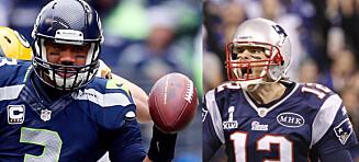 Superstjernene ingen hadde trua på, skal lede laget til Super Bowl-seier