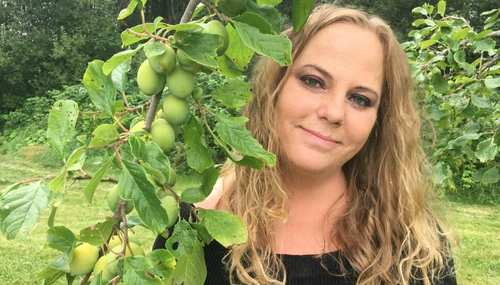 """Lagt fra bunnen: Tanja Foss har høyrt folk kalle Facebook-gruppa hennar for """"vår tids husmorskule"""". Foto: Privat"""
