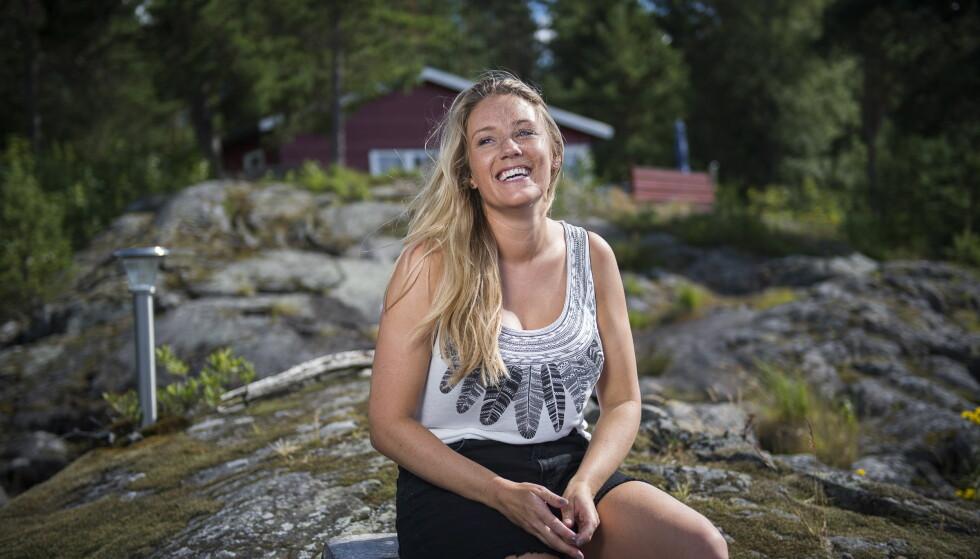 KLAR MED NYTT PROGRAM: Ida Fladen er klar med nytt livsstilsprogram på TV 2 - som kommer på tv til våren. Foto: Lars Eivind Bones / Dagbladet