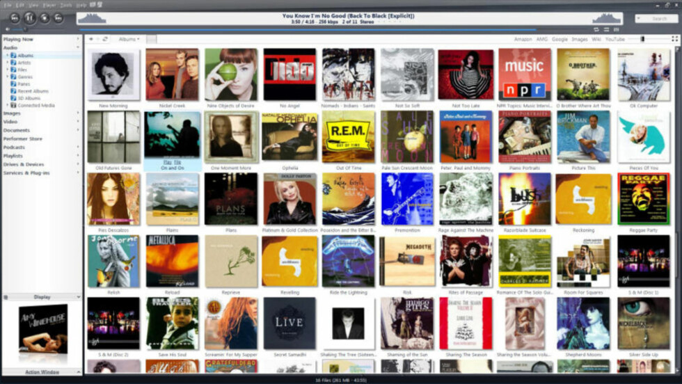 FOR ALLE: Jriver finnes både for Mac, Windows og Linux. Men ikke gratis. Foto: JRIVER