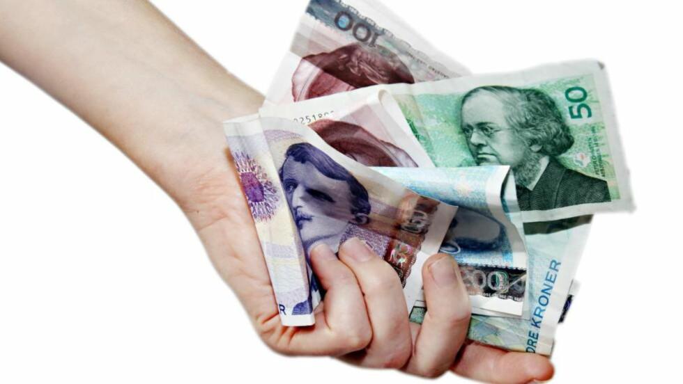 SJEKK RENTA: Det kan være lurt å sammenlikne bankbetingelsene dine med hva andre banker kan tilby.
