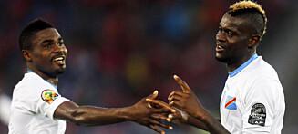 Republikken Kongo ledet 2-0. Så snudde Kongo til 4-2