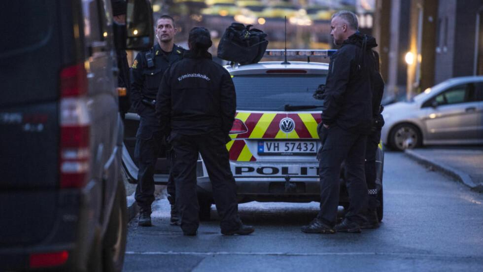 VOLDTEKTSALARM: Politiet i Trondheim ble kontaktet av to kvinner i natt etter angivelige voldtekter. Den ene kvinnen sier hun ble voldtatt på et utested i byen, den andre skal ha blitt utsatt for en overfallsvoldtekt i nærheten av Lerkendal. Foto: Henrik Sundgård