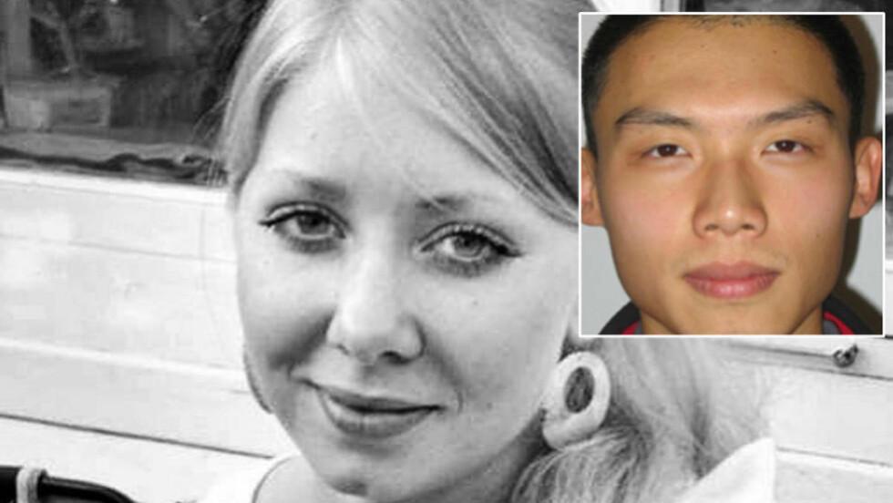 DREPT I 2010: I juini gikk rettssaken mot kinesiske Zhao Fei, som har innrømmet at han drepte 21 år gamle Pernille Marie Thronsen i Budapest i 2010. I dag kom dommen: Zhao Fei dømmes til livstid i fengsel. Foto: Privat / ungarsk politi/ NTB scanpix