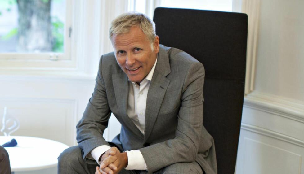 DIALOG: First House-direktør Per Høiby bekrefter at han og selskapet er i dialog med PST om spionasje. PST advarte i går mot russisk og kinesisk spionasje i Norge. Foto: Anette Karlsen / NTB scanpix