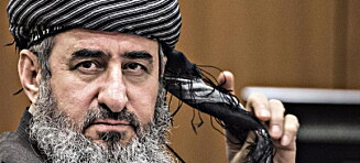 Krekar har gjort et stort intervju med arabisk TV-kanal i Oslo: «Er offer for et satanistisk spill»