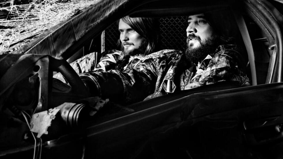 EPOKESLUTT: Ingen flere langspillere  fra disse to herrene. Foto: Warner Music/Promo