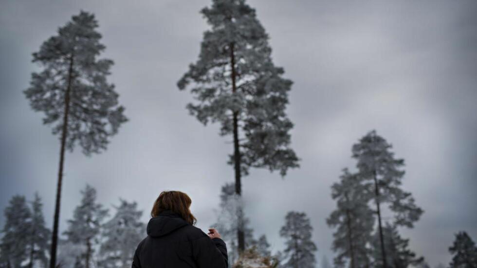 VENTET TRE ÅR PÅ NAV-RETTSSAK: Oslo-kvinnen (44) svindlet NAV for 250 000 i 2010. Hun ble avslørt i 2012, men først i januar i år kom saken opp for retten.  - Jeg har aldri forstått hvorfor det tok så lang tid. Jeg tilsto umiddelbart, og har aldri siden holdt tilbake noe informasjon, sier hun til Dagbladet. Foto: Anita Arntzen / Dagbladet