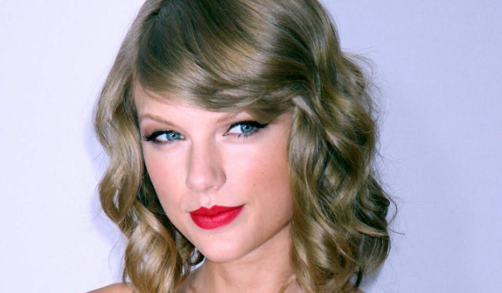 BORTE: For andre gang har popstjerna Taylor Swift fjernet musikken sin fra strømmingtjenesten Spotify. Foto: Stella Pictures