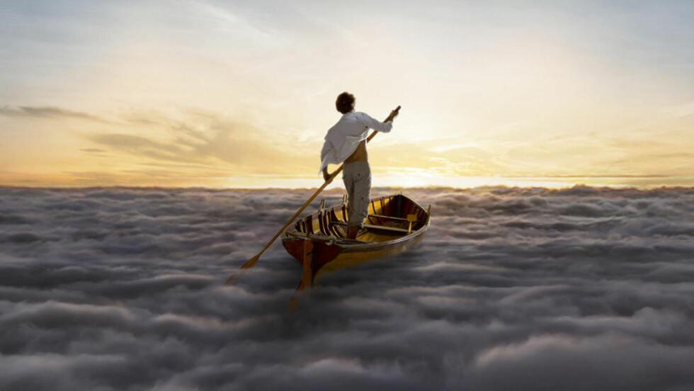 LEVNINGER FRA FORTIDEN:  «The Endless River» er i all hovedsak en nyrenovert instrumentalplate.