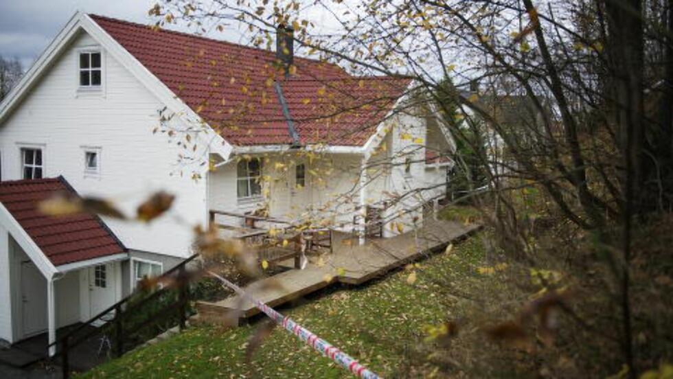 <strong>DREPT PÅ JOBB:</strong> Backlund ble drept mens hun var på jobb her, på ungdomsinstitusjonen Små Enheter i Asker. Foto: Benjamin A. Ward / Dagbladet