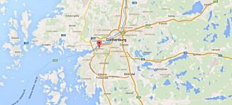 To personer skutt i Sverige