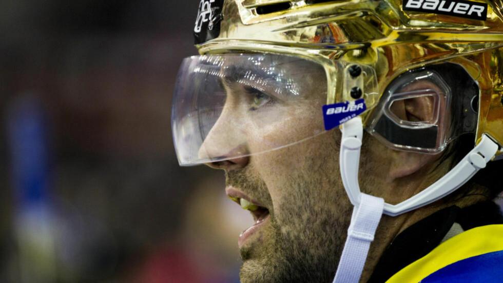 BYTTER NAVN:  Christian Larrivée skal nå spille for Storhamar ishockey. Foto: NTB Scanpix