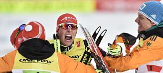 VM-stjernen slakter publikum i Falun: - Hjertene våre blør