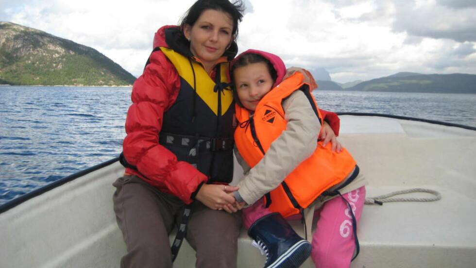 DØD: Monika Sviglinskaja (8) ble funnet død i morens leilighet på Berge i Sund utenfor Bergen i 2011. Først tre år etter ble morens tidligere samboer arrestert og siktet for drapet. Foto: Privat