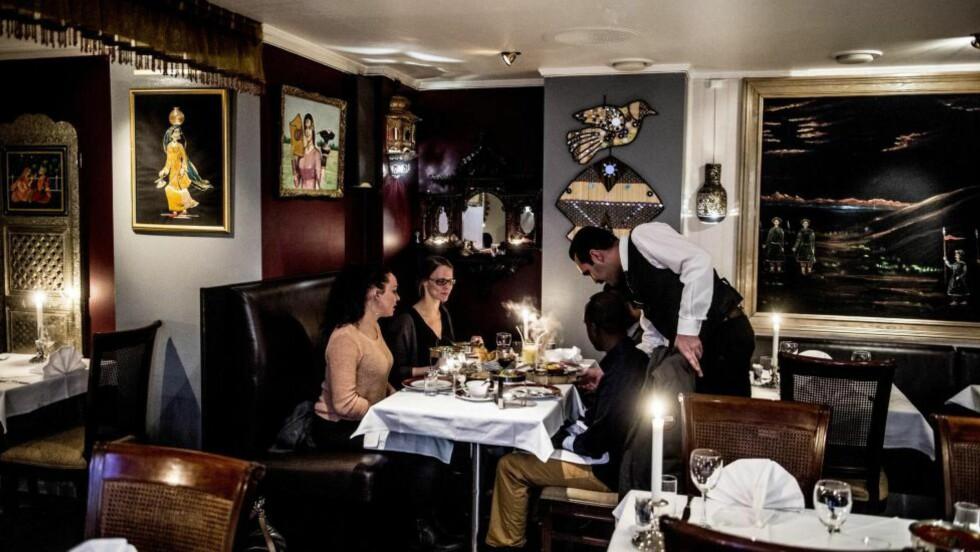 NYTT LOKALE: Agra restaurant lå tidligere på Aker brygge, men er nå flyttet til Markveien. Foto: Thomas Rasmus Skaug / Dagbladet