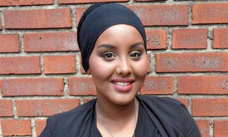 FÅR STØTTE: Etter å ha lagt ut et innlegg på Facebook der hun forteller om hendelsen, har 19-åringen fått en hel del støttende kommentarer. Foto: Privat