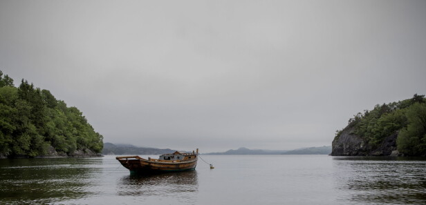 The inlet of Smedsvika bay in south-west Norway. Foto: Tomm W. Christiansen / Dagbladet