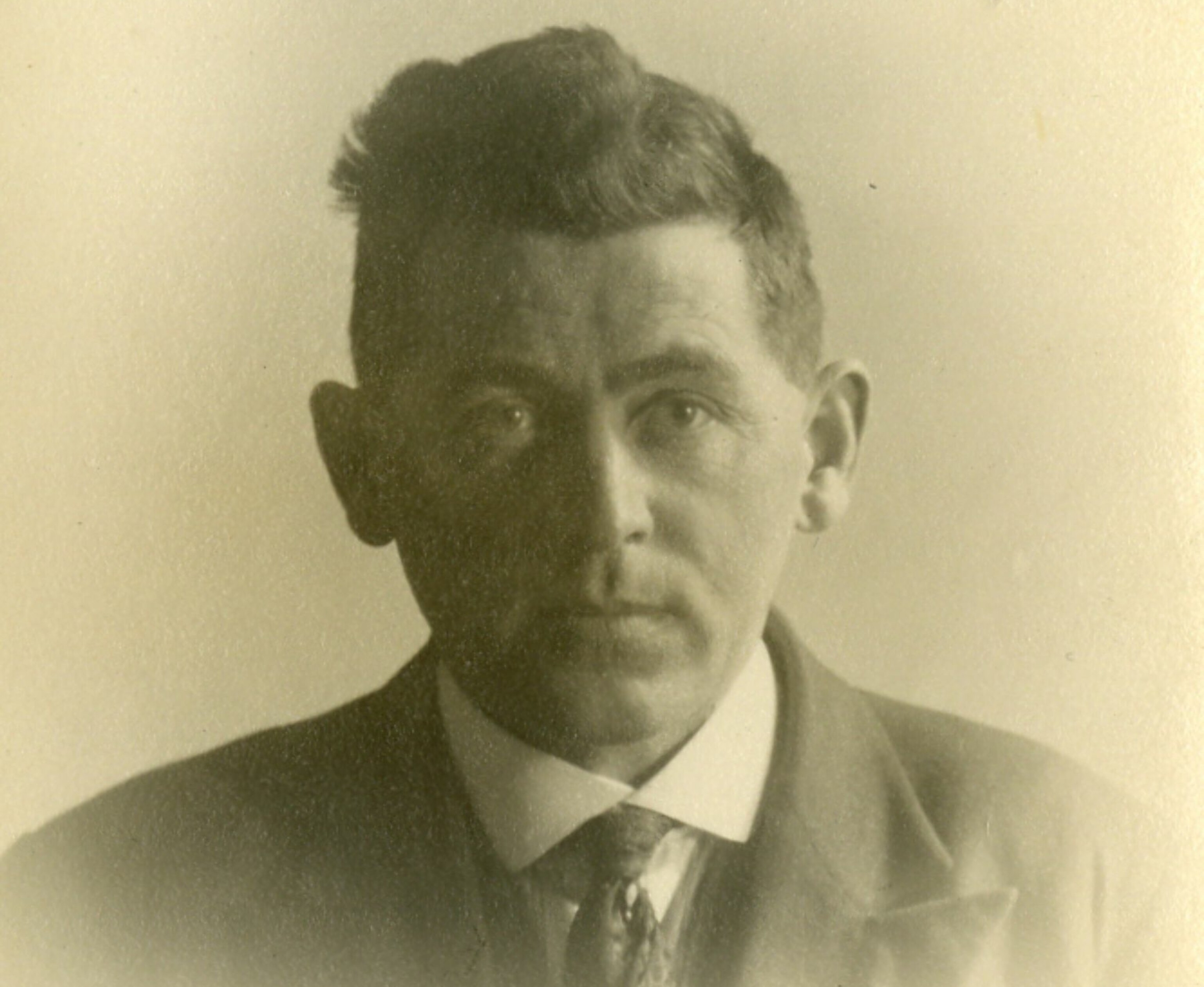 Anders J. Smedsvik. Date unknown. Photo: Private