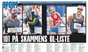 Dagbladet 5. august