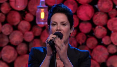 Her synger Lene Nystrøm D.D.Es «Rumpa mi»