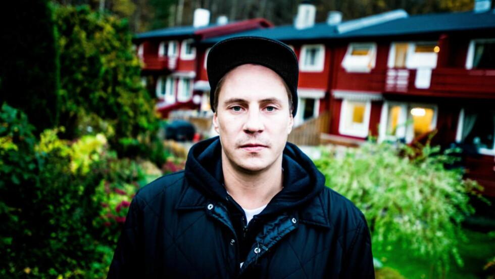 NOMINERT: Rapperen OnklP har markert seg i musikk-Norge det siste året. Nå er han nominert til to P3 Gull-priser. Foto: Thomas Rasmus Skaug / Dagbladet
