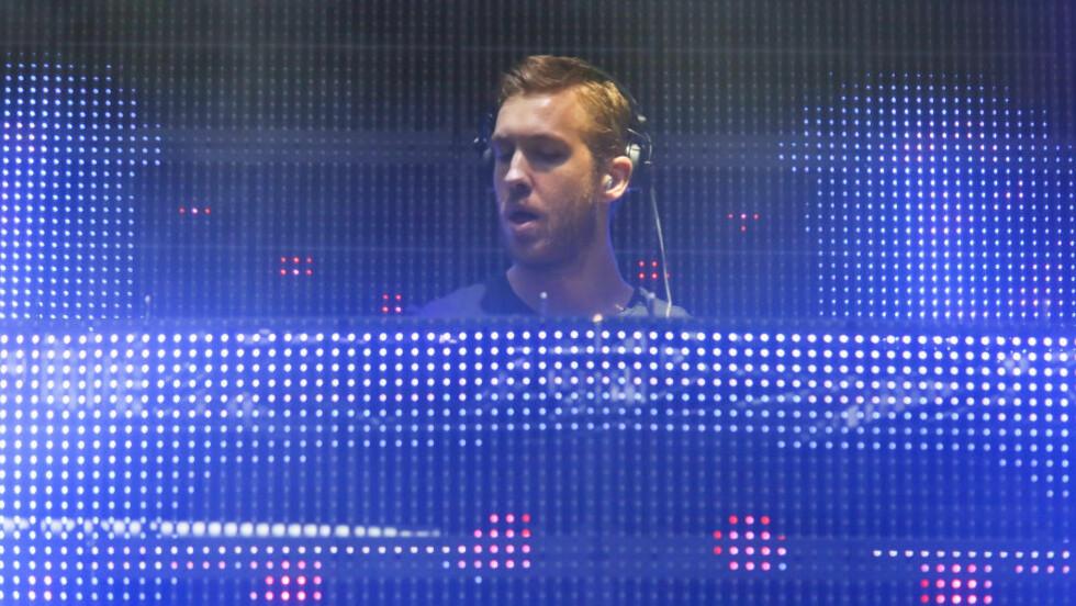 STOR: Calvin Harris er en av verdens største DJs akkurat nå. Men er han det fortsatt om fem år? Foto: Scanpix