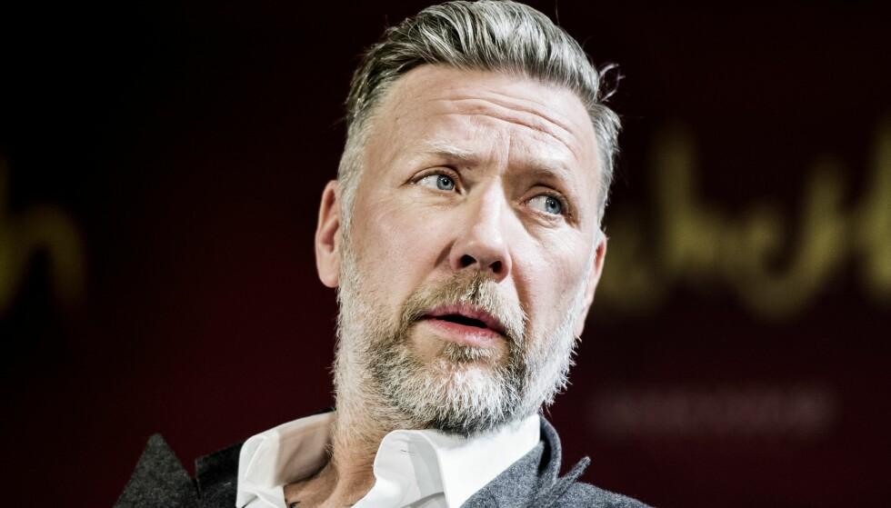 Den profilerte skuespilleren Mikael Persbrandt forteller i sin nye biografi om hvordan han levde et dobbeltliv, som var preget av ville fester og rusmisbruk. Foto: Byrmo Carolina / Aftonbladet / NTB Scanpix