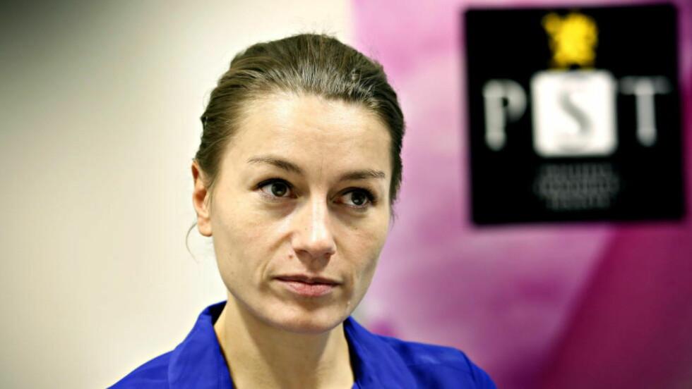 AVDELINGSDIREKTØR: Inger Haugland leder av PSTs kontraterrorsenter. Foto: Jacques Hvistendahl / Dagbladet