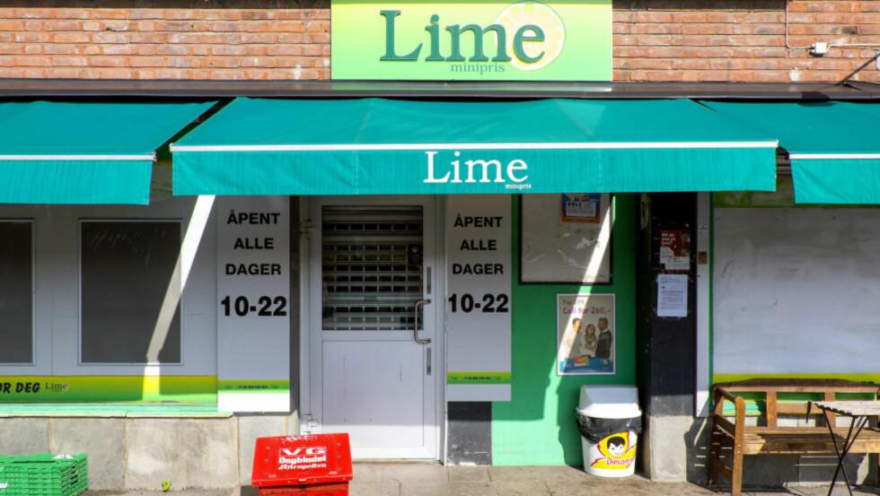 Politiet aksjonerte i september mot 20 Lime-butikker. Foto: Torstein Bøe / NTB scanpix