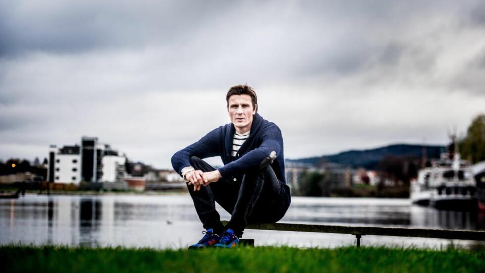 KAN TA SØLV: Frode Johnsen dro tilbake til Skien og Odd i 2011, etter at han forlot klubben i 2000. Foto: Thomas Rasmus Skaug / Dagbladet